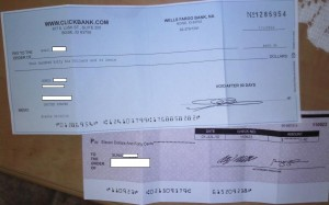 ClickBank Payment (Account 1) $456.93
