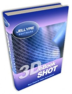Nice 3D eBook Cover