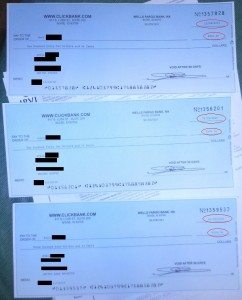 3 ClickBank Checks